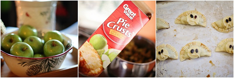 Apple Empanadas: Cooking with Kids on Thanksgiving