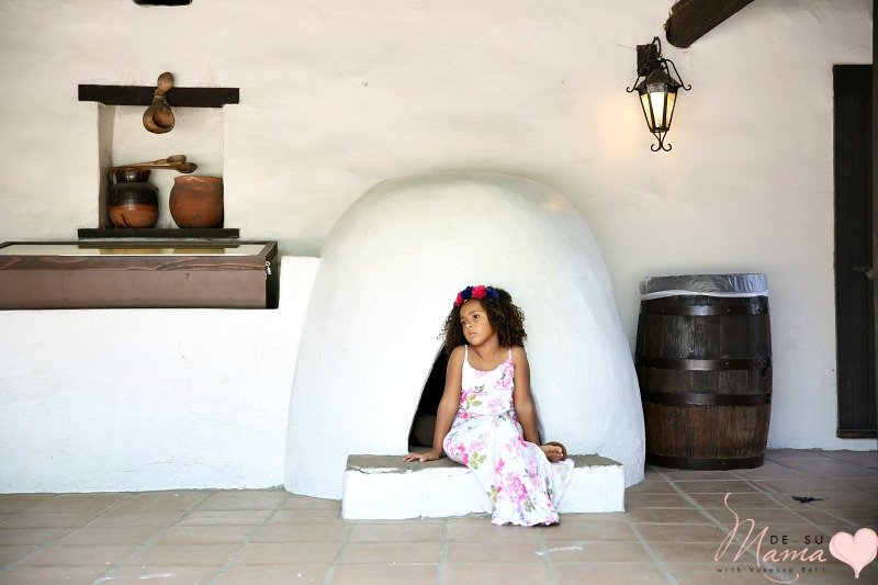 Olvera Street in Downtown LA with Latina Travel Blogger