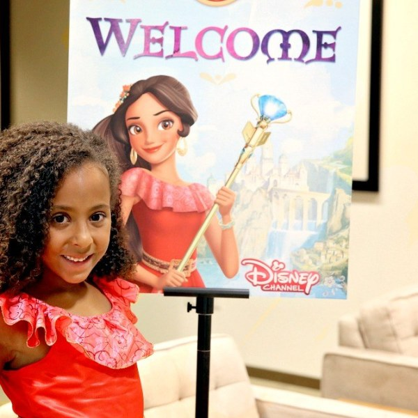 Aimee Carrero Interview on Elena of Avalor, Disney's First Latina Princess