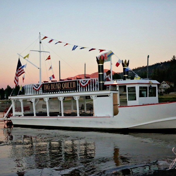 Big Bear Sunset Cruise: Summer Family Travel