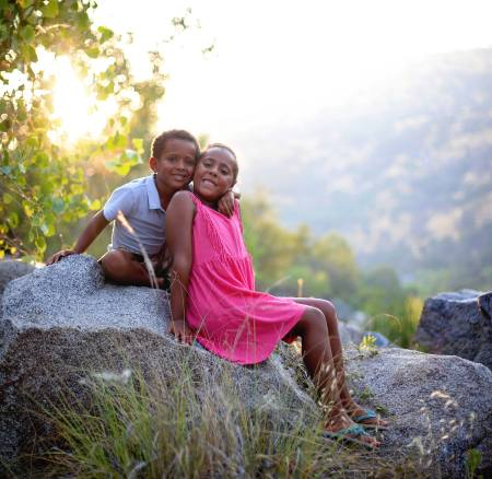 Empowering Our Multiracial Kids To Love The Outdoors