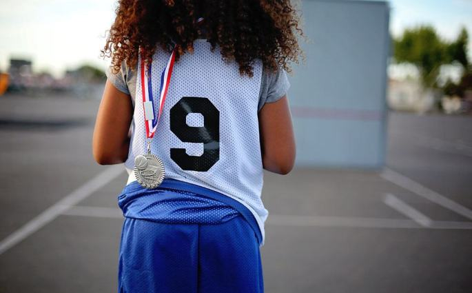 Parenting the only girl on the basketball team
