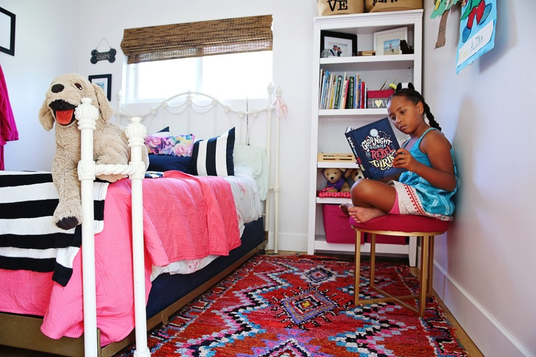 bedroom fosters positive multiracial identity biracial kid