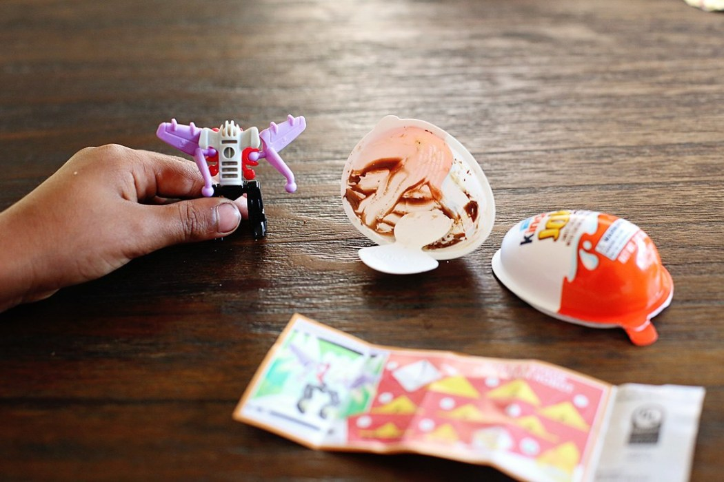 kinder joy mom review united states