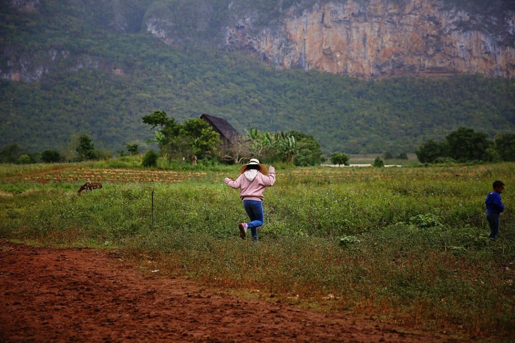 vinales, cuba with kids, family travel adv