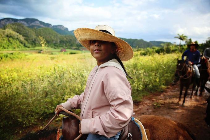 vinales, cuba with kids, family travel adventure