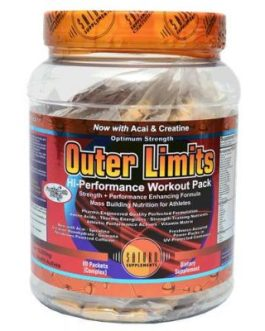 SATURN OUTER LIMITS       (60 PACK)