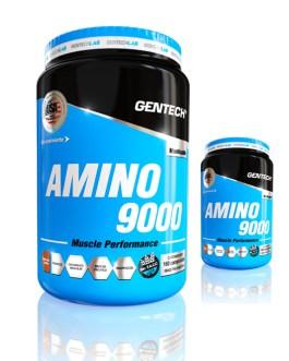 GENTECH Amino 9000 (160 Comprimidos)