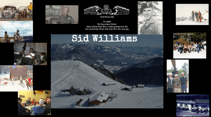 Sid Williams Interview