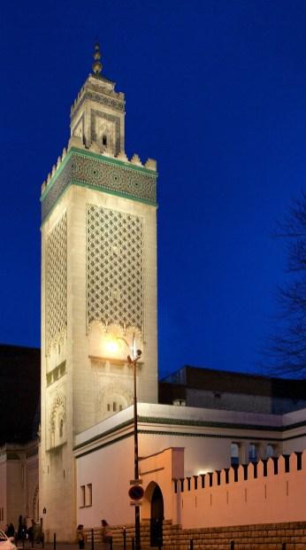 Moschee in Paris