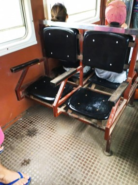 Erfahrung Hershey Train 2