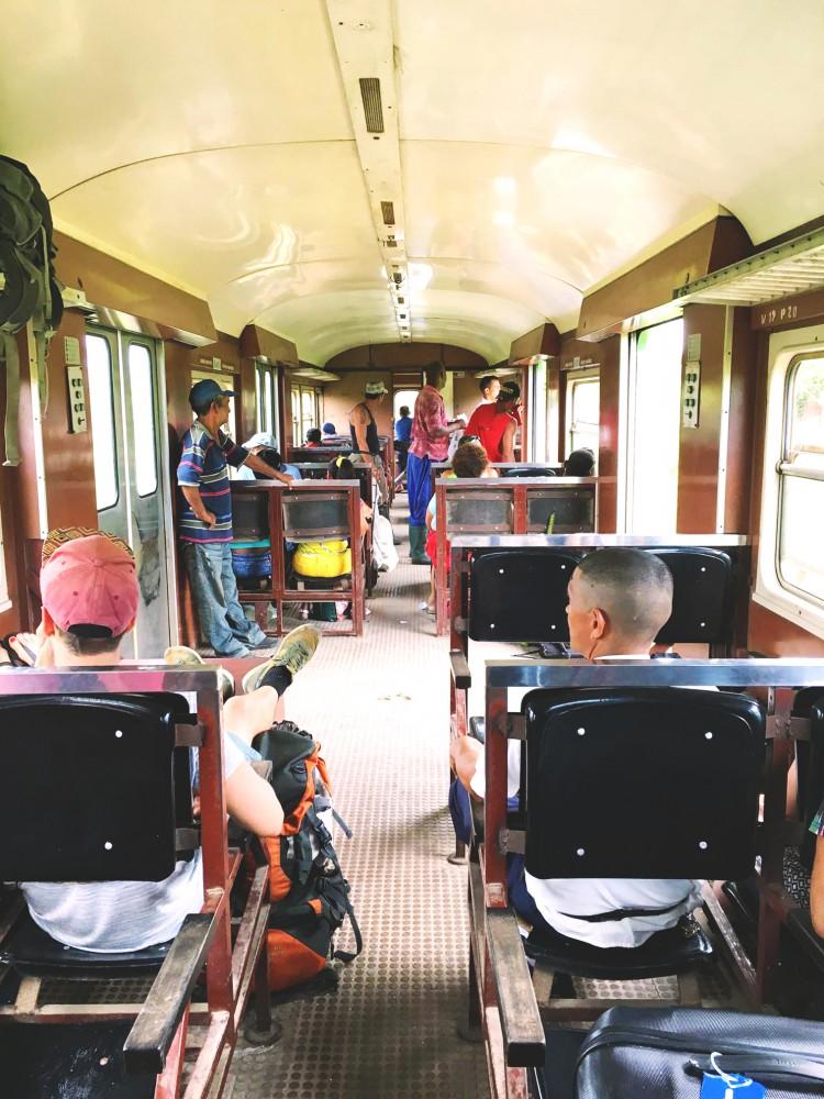 Erfahrung Hershey Train