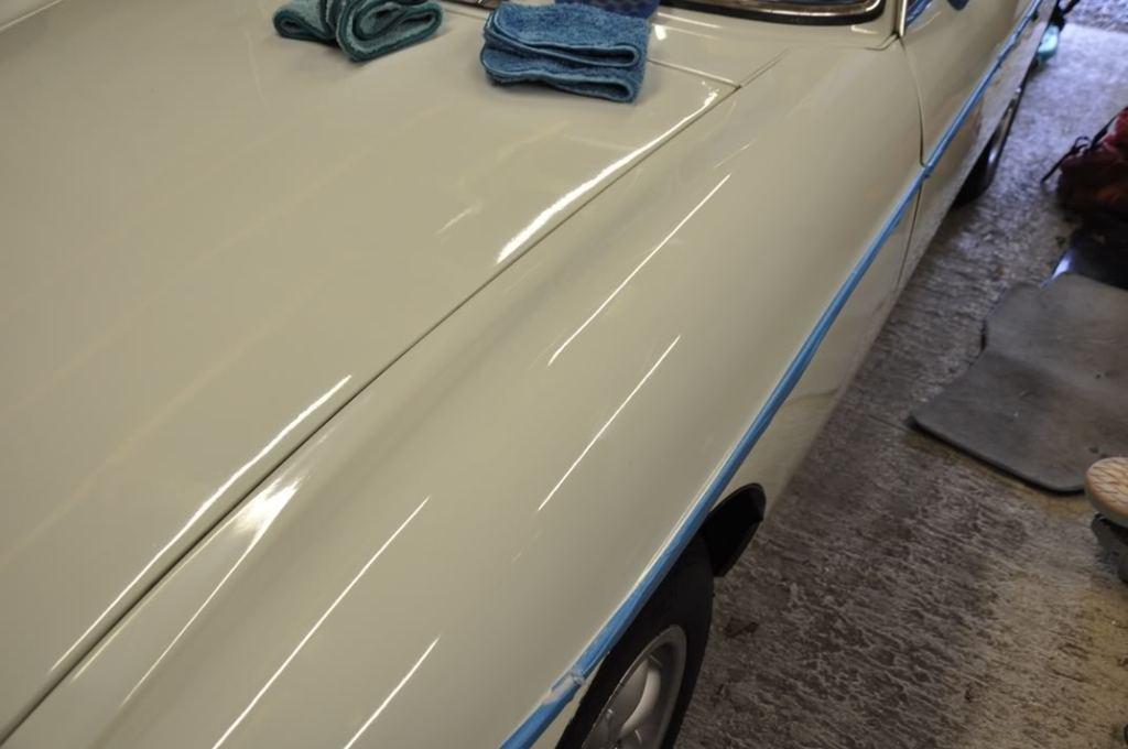 Choosing pad and polish combo