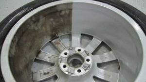 Wheel cleaning – Basic