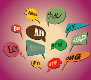 Common used abbreviations and acronyms