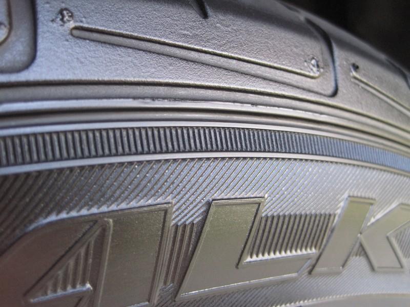 Tire dressing