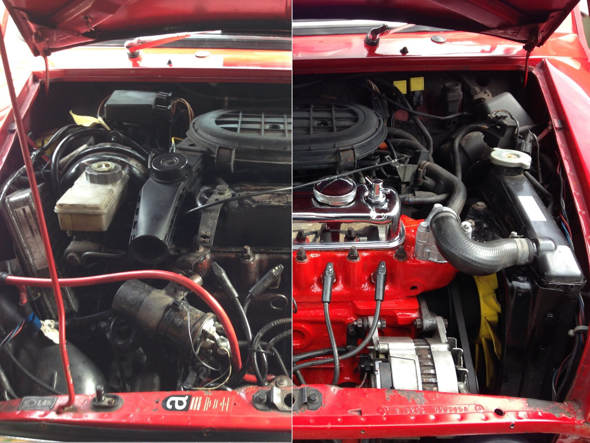 How To Clean Engine >> Engine Bay Cleaning Basic Detailingwiki The Free Wiki