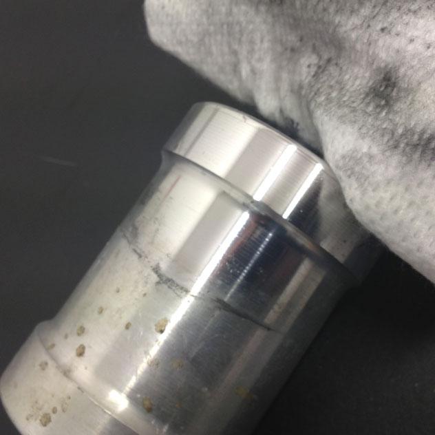 How to polish metal