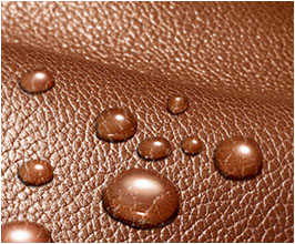 Protect leather
