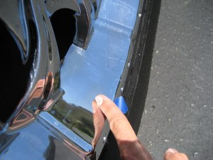 How to cleaning chrome