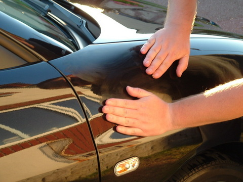 Rubbing polish