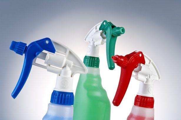 The right sprayer