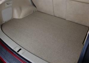 What are carpet materials