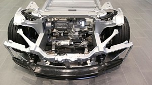 How to detail an electric engine bay
