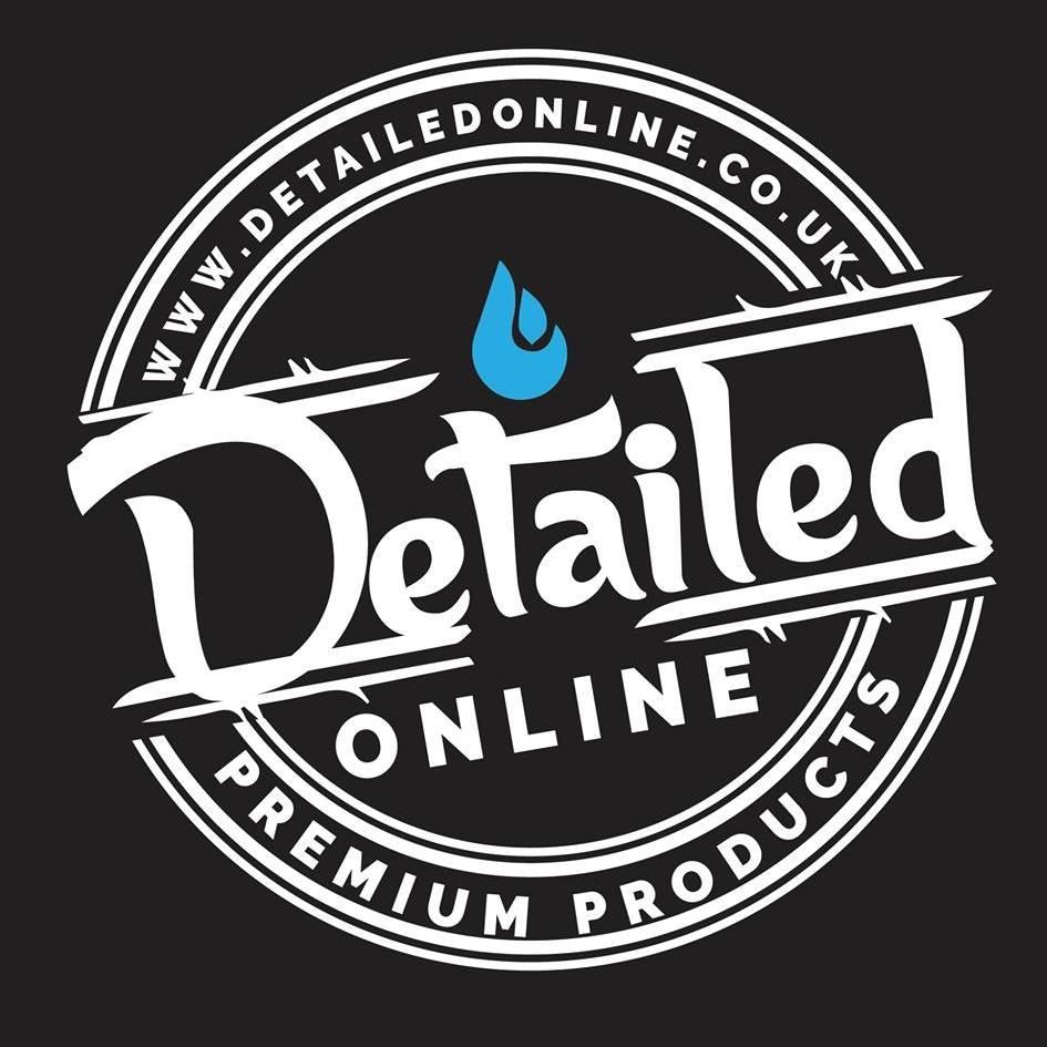 Detailed Online Logo