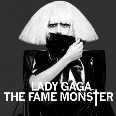 Lady Gaga - The Fame Monster Album Cover