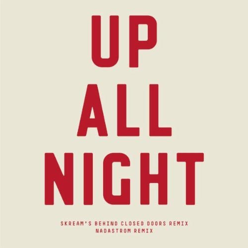 Alex Clare Up All Night Skream Remix