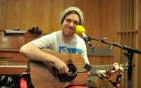 Benjamin Francis Leftwich Live Lounge 2012