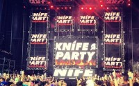 Knife Party Ultra Music Festival 2012