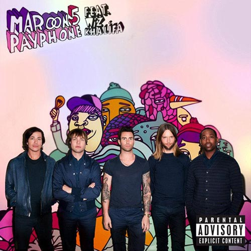 Maroon 5 Payphone