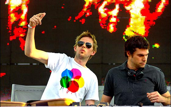 Groove Armada Essential Mix 2012