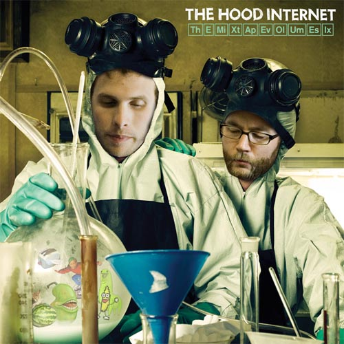 The Hood Internet Mixtape Volume 6