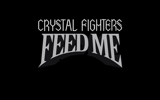 Crystal Fighters Feed Me