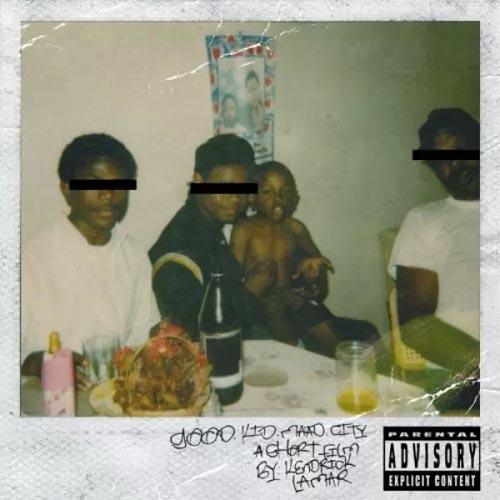 Kendrick Lamar Good Kid Maad City