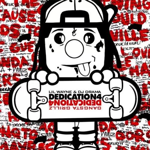 Lil Wayne Dedication 4 Mixtape