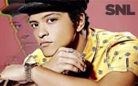 Brunos Mars SNL