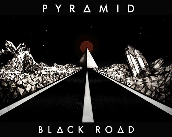 Pyramid Black Road