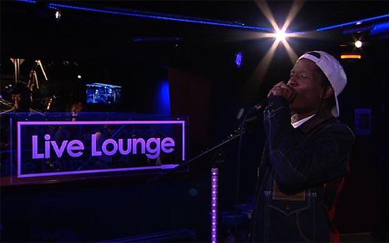 ASAP Rocky Live Lounge