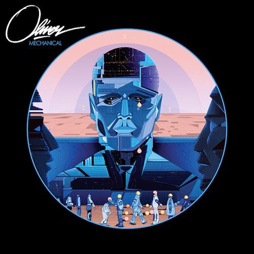 Oliver Mechanical EP 1