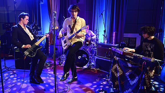 Palma Violets Radio 1 Future Festival