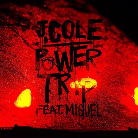 J Cole Power Trip