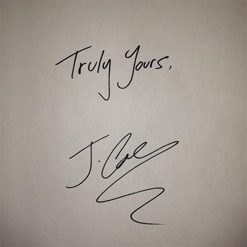 J Cole Truly Yours Ep