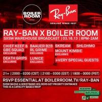 Baauer RL Grime Boiler Room