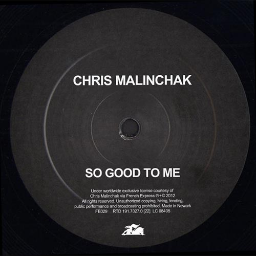 Chris Malinchak So Good To Me SPY Remix