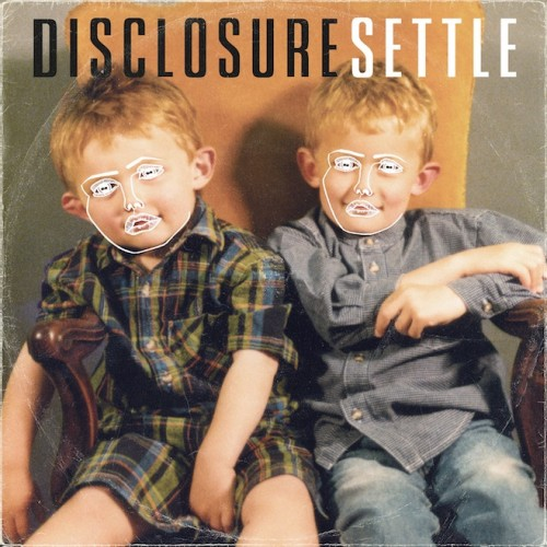 Disclosure Settle Album Artwork Cover