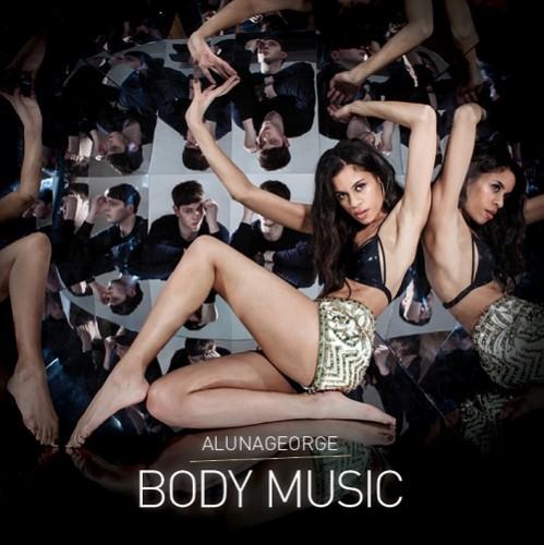 AlunaGeorge Body Music Album Artwork